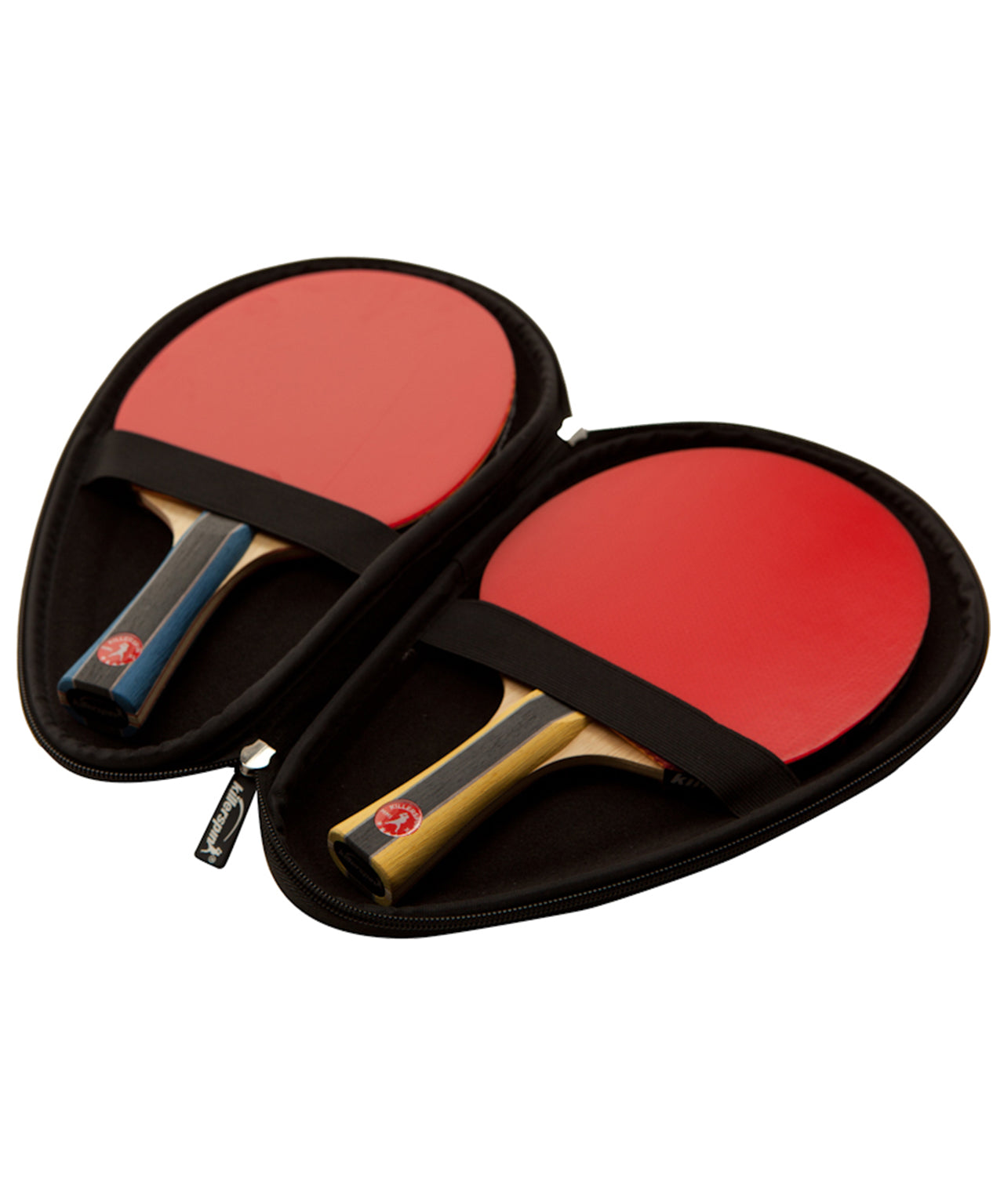 Killerspin Hard Ping Pong Racket Case - Paddle Pocket