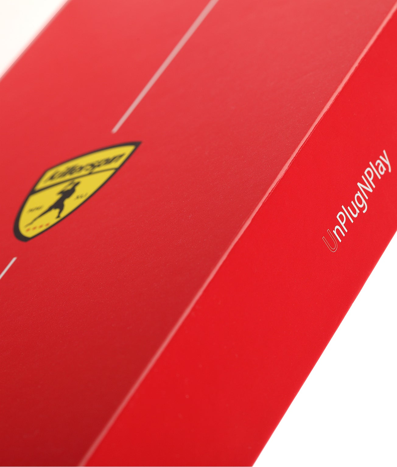 Killerspin Red Memory Book Ping Pong Paddle Box - UnPlugNPlay Logo