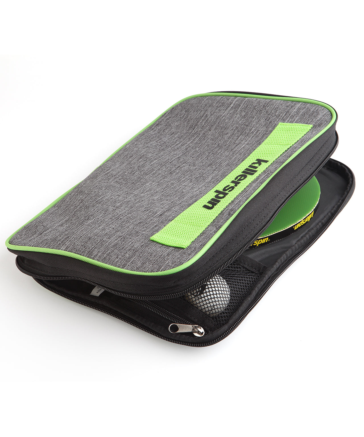 Killerspin Optima Ping Pong Paddle Case - Top