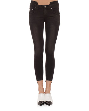 One Teaspoon Jett Black Freebirds II Jean