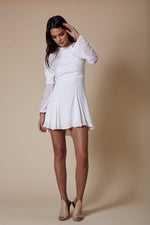 Winona Marine Short Dress