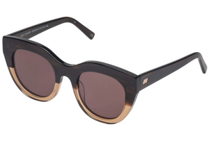 Le Specs Oak/Smoky Brown Mono