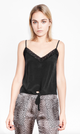 Generation Love Zoe Lace Black Top