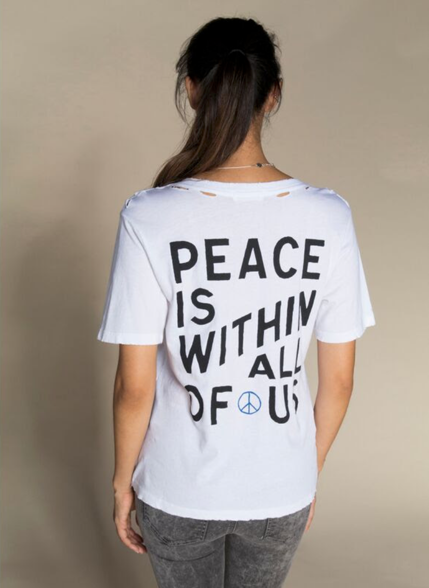 CHRLDR Peace T-Shirt