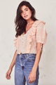 Love Shack Fancy Kim Top
