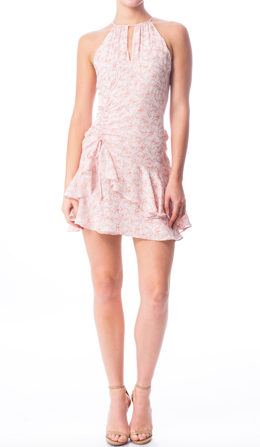 Parker NY Sherry Mini Wildflower Dress