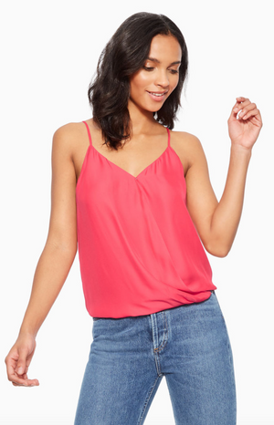 Parker NY Harlow Prism Pink Top