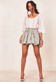 Love Shack Fancy Cheyenne Skirt WRMGR