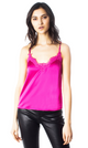Generation Love Lily Lace Cami Hot Pink