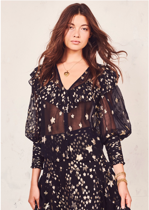 Love Shack Fancy Harleigh Top