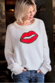 Wooden Ships Smooch Pullover Sweater