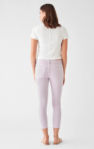 DL 1961 Florence Cropped Orchid Jean