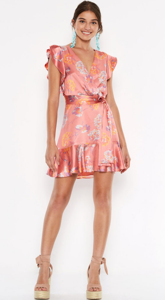 La Maison Talulah Clemence Mini Dress