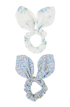 Love Shack Fancy Gibson Girl Scrunchies Band