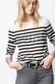 Zadig & Voltaire Source Stripes Sweater