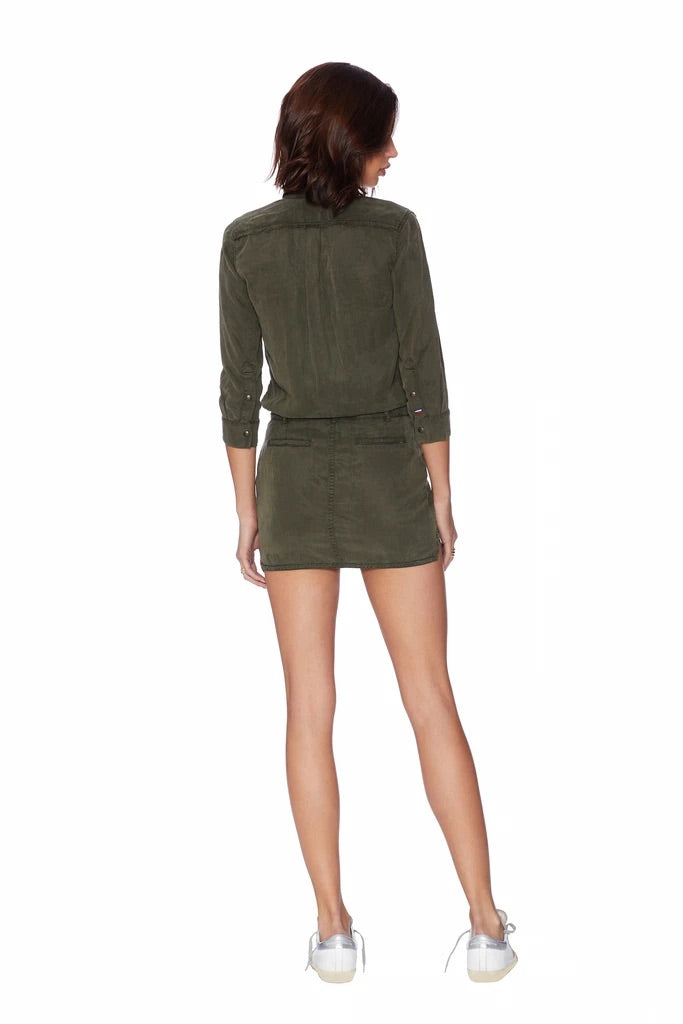Etienne Marcel Military Dress