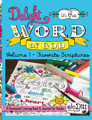 Delight in The Word of God, Volume 1