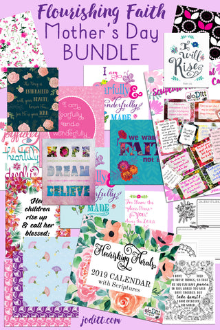 Flourishing Faith Mother's Day Bundle