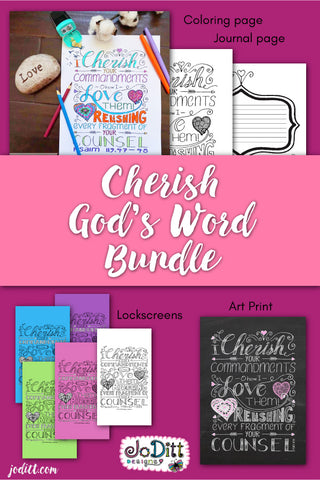 Cherish God's Word Bundle