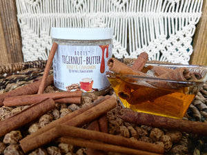 Honey & Cinnamon Tigernut Butter