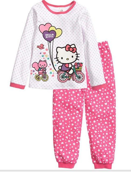 Hello Kitty Girls Pajama - Pajamas Haven