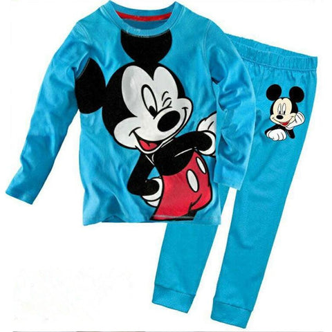Mickey Mouse Kids Pajama - Pajamas Haven