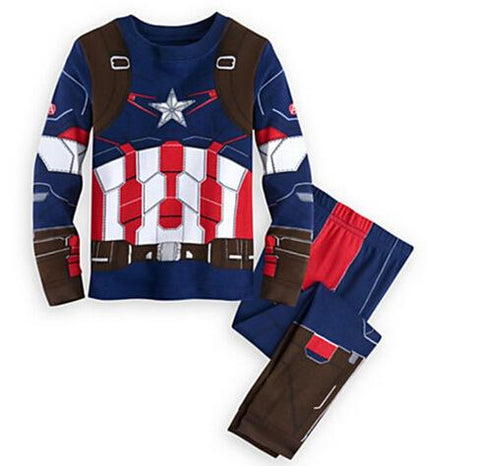Marvel's The Avengers Kids Pajama - Pajamas Haven