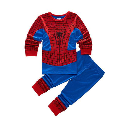 Kids Spiderman Pajama-Pajamas Haven