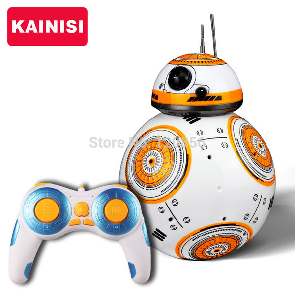 BB-8 Robot With Remote Control - Pajamas Haven