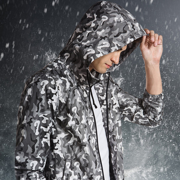 Spring Men's  Lightweight Waterproof Jacket - Pajamas Haven