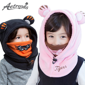 Kids Cute Animals Hooded Cap - Pajamas Haven