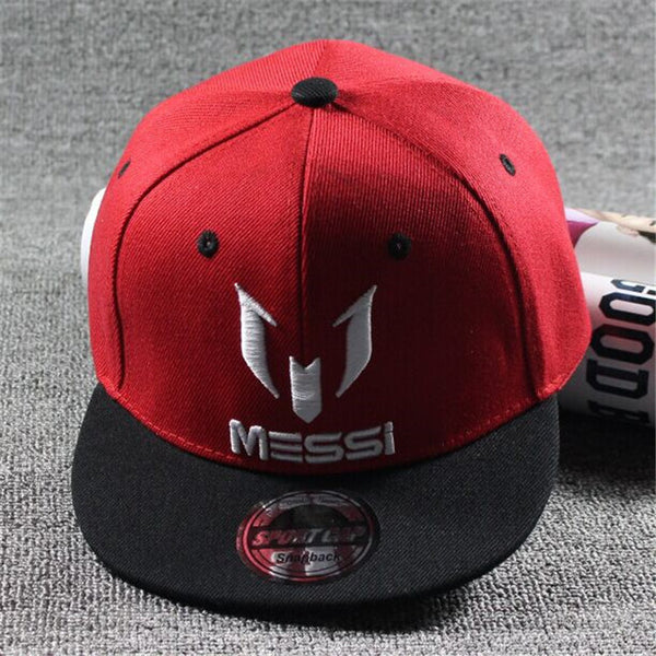 Messi Snapback Cap - Pajamas Haven