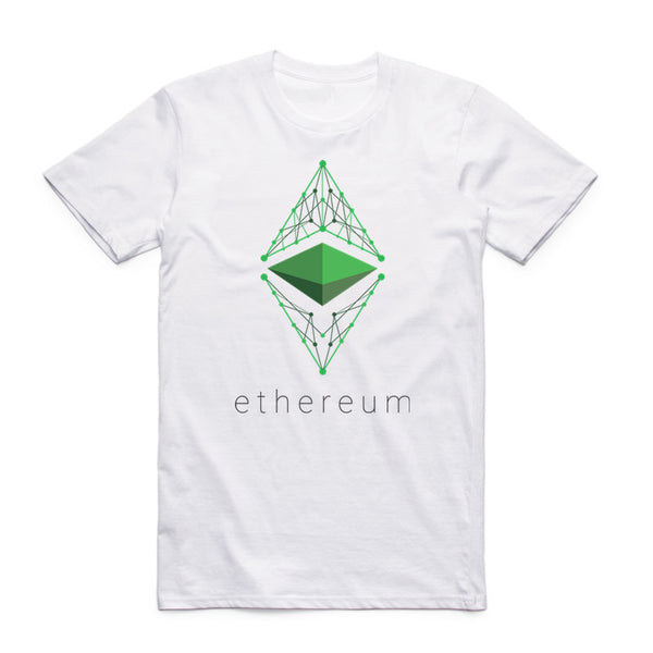 Ethereum T shirt - Pajamas Haven