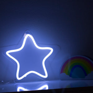 Star Neon Light - Pajamas Haven