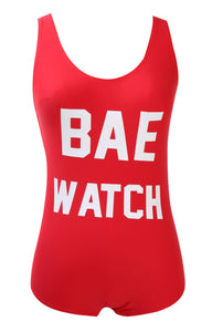 Women's Baewatch Swimsuit - Pajamas Haven