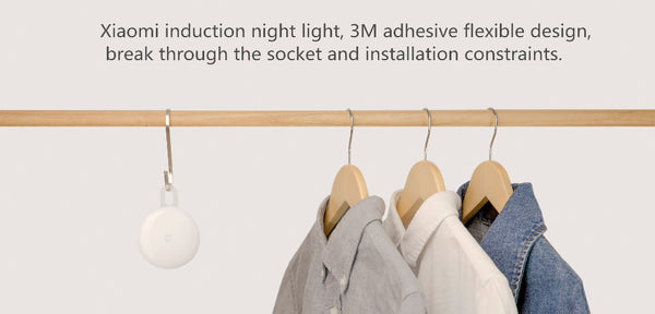 Body Motion Sensor LED Night Light - Pajamas Haven