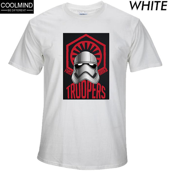 Men's Star Wars Stormtrooper T shirt - Pajamas Haven