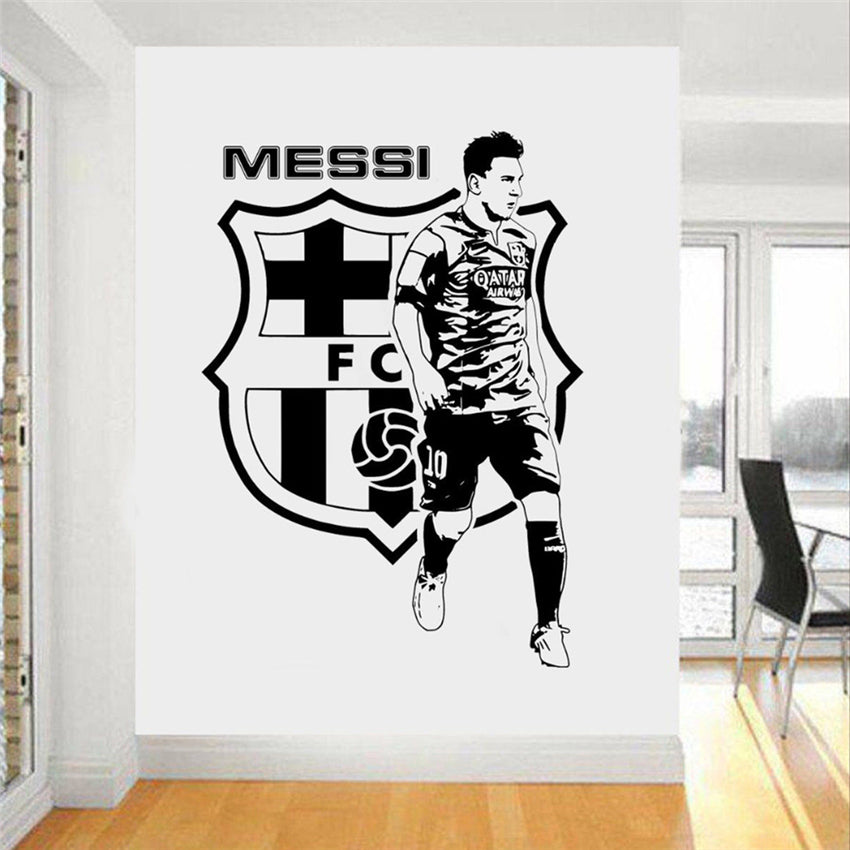 Messi Wall Sticker - Pajamas Haven