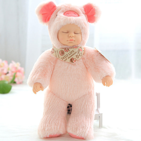 Stuffed Baby Doll For Girls - Pajamas Haven