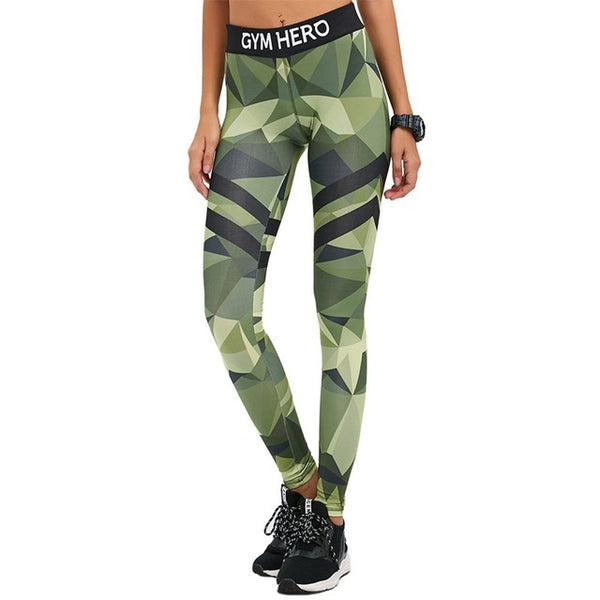PushUp Fitness Leggins - Pajamas Haven
