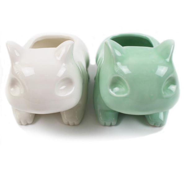 Pokemon Ceramic Flowerpot Bulbasaur - Pajamas Haven