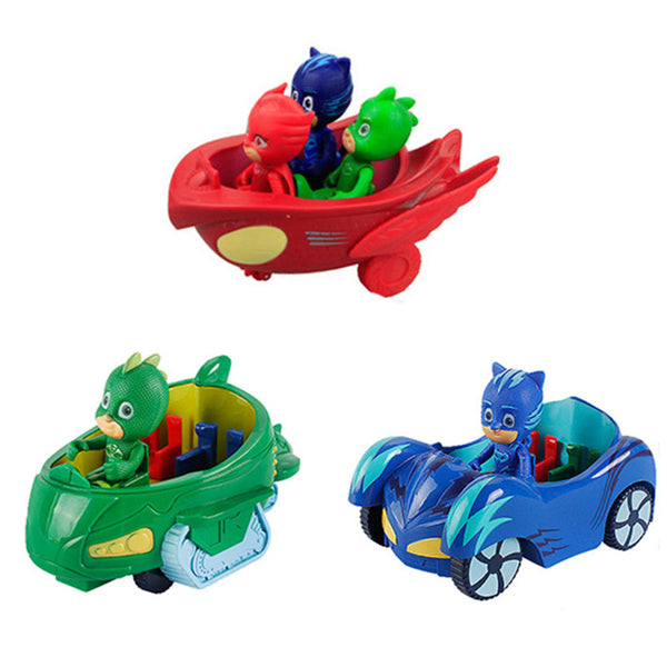 Pj Masks Action Figures For Kids - Pajamas Haven