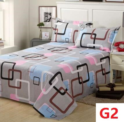 Polyester Bedding Cover set Queen Size - Pajamas Haven