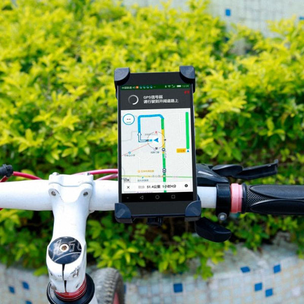 Anti-Slip Rotating Bike Phone Holder - Pajamas Haven
