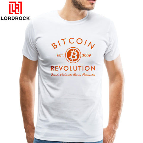 Bitcoin T shirt - Pajamas Haven