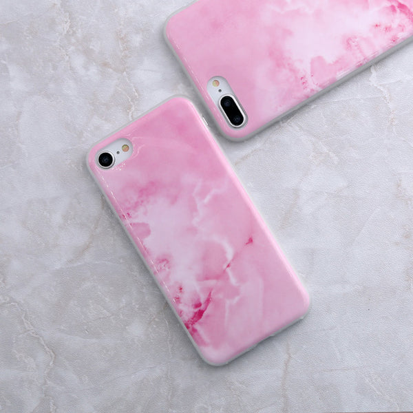 Granite Scrub Marble Stone iPhone Case - Pajamas Haven