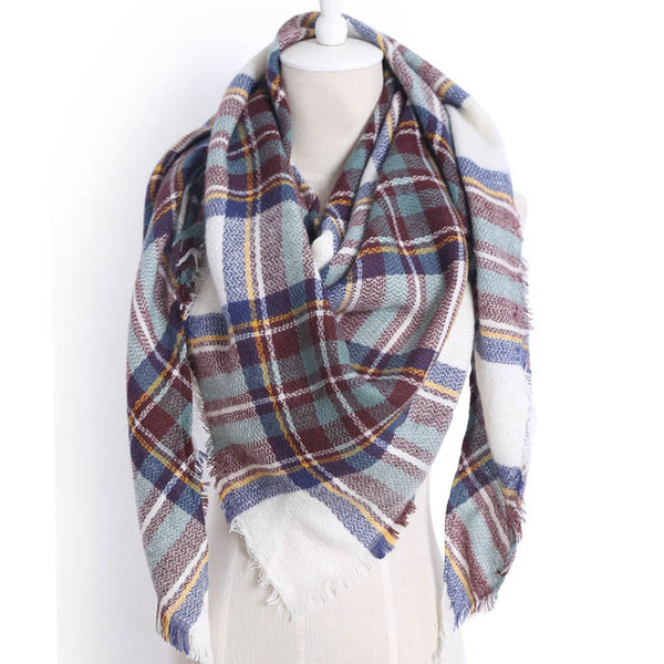 Fashion Warm Blanket Scarf - Pajamas Haven