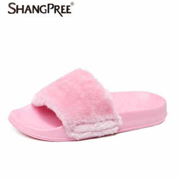 Women's Winter Fashion Slippers - Pajamas Haven