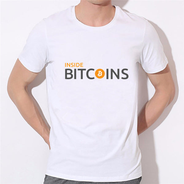 Men's Funny Bitcoin T-shirt Collection - Pajamas Haven
