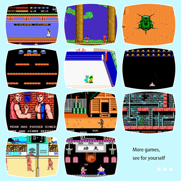 Retro Gaming NES Console - Pajamas Haven